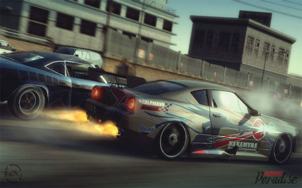 Burnout Paradise - The Ultimate Box - Screenshot 1