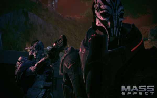 Mass Effect - Screenshot 1