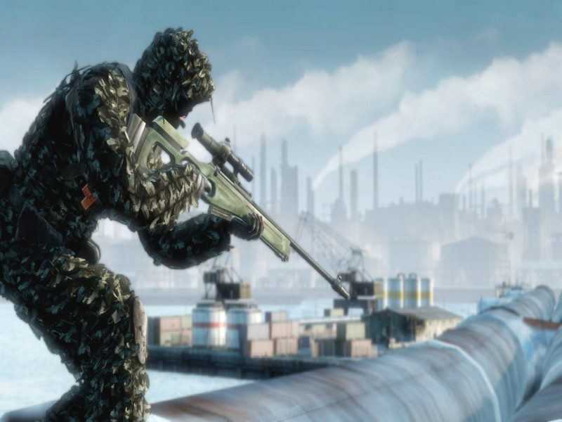 Battlefield Bad Company 2 - Screenshot 1