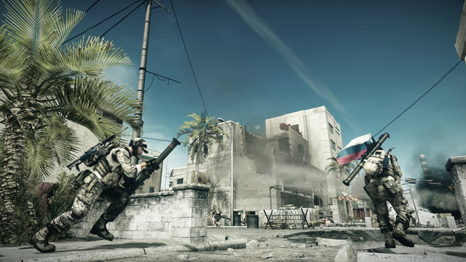 Battlefield 3 - Back to Karkand (DLC) - Screenshot 1