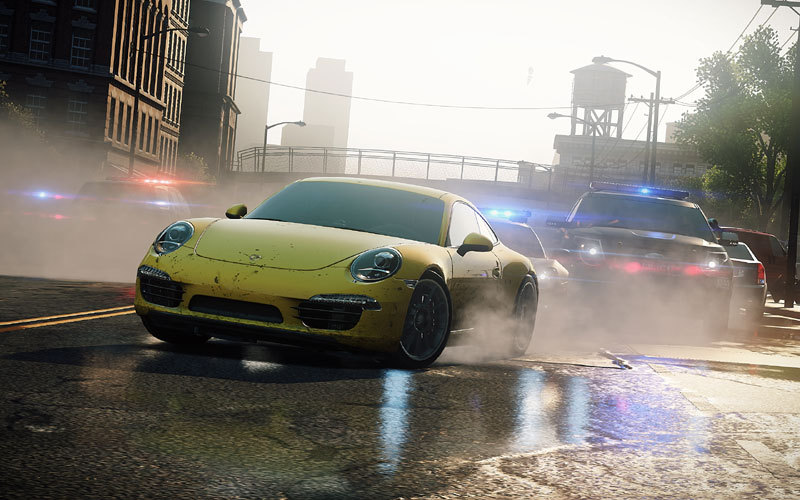 Need for Speed: Most Wanted - Screenshot 1