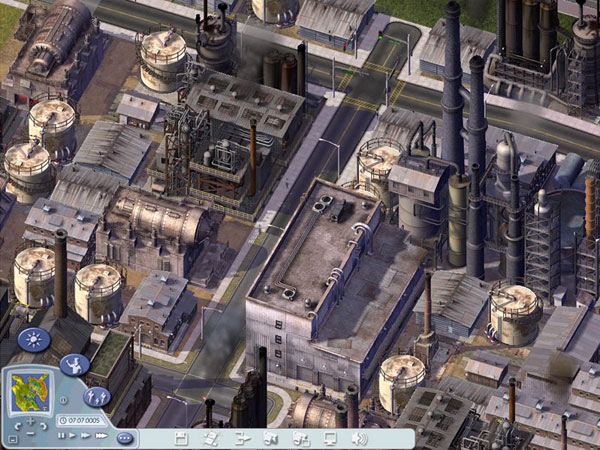 SimCity 4 Edition Deluxe - Screenshot 1