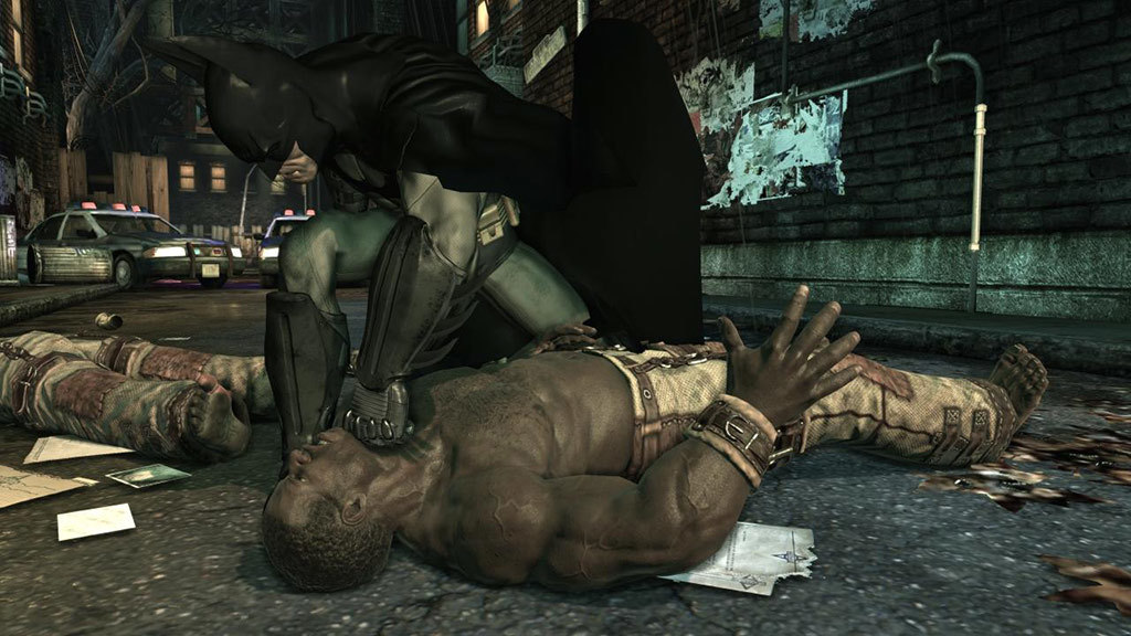 Batman: Arkham Asylum GOTY Edition
