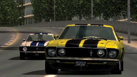 Ford Street Racing