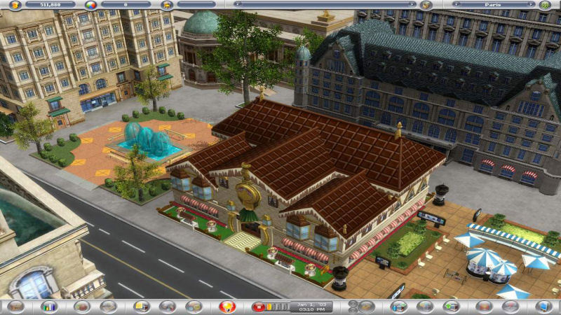 Restaurant Empire 2