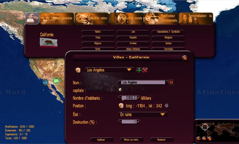 Masters of the World - Geo-Political Simulator 3 - Modding Tool Add-on