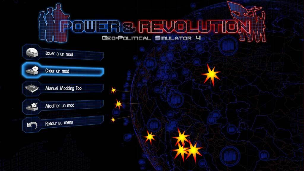 Modding Tool Add-on - Power & Revolution: Geo-Political Simulator 4 (Mac)