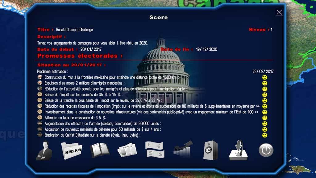 2017 Edition add-on - Power & Revolution: Geo-Political Simulator 4