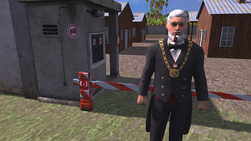 Tropico 4: Le pack DLC Captain of Industry (Mac)