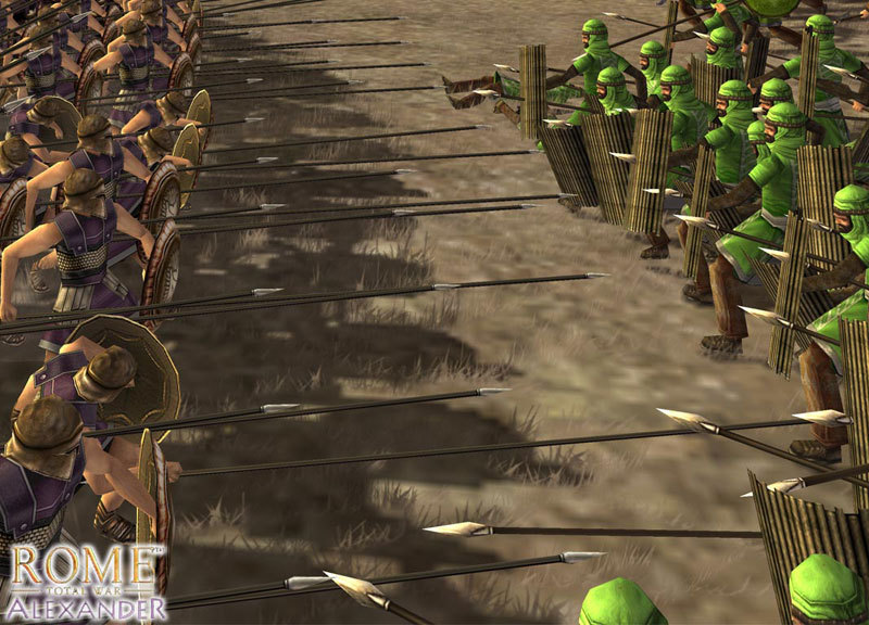 Rome: Total War - Alexander Expansion Pack (Mac)