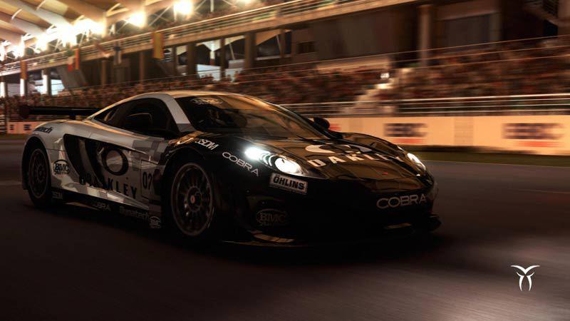 GRID: Autosport (Mac)