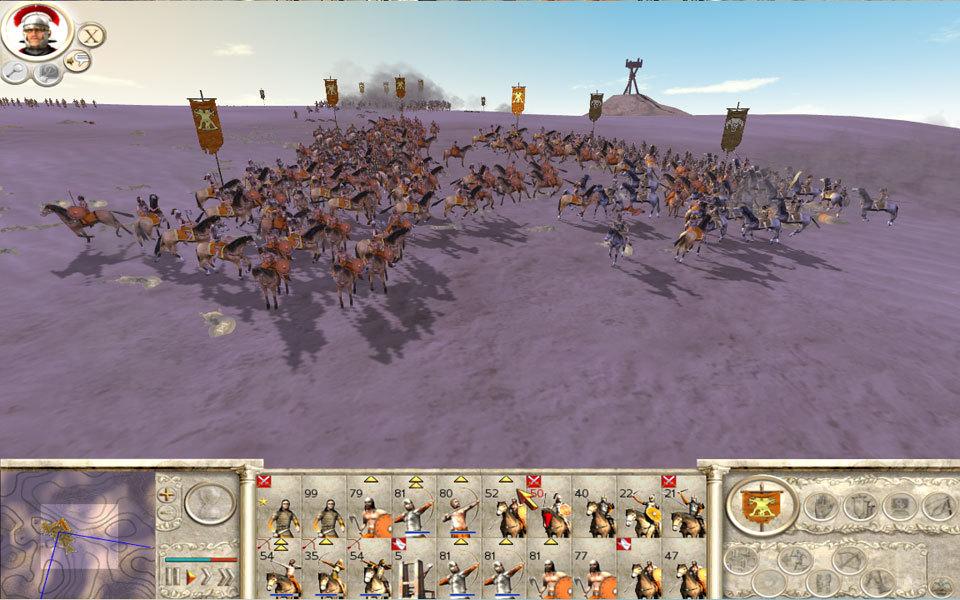 Rome: Total War Gold Edition (Mac)