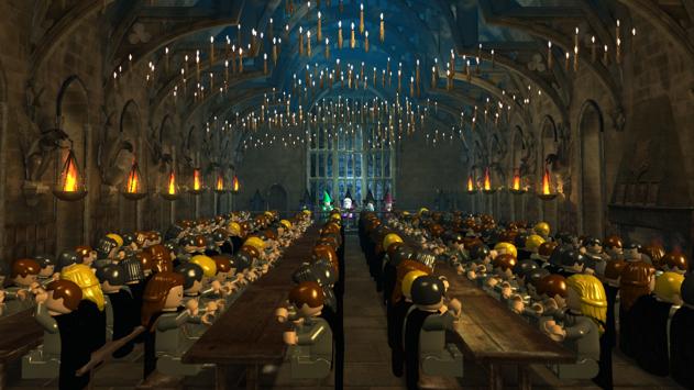 LEGO Harry Potter: Années 1-4 (Mac)