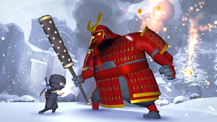 Mini Ninjas (Mac)