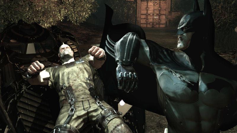 Batman: Arkham Asylum Game of the Year Edition (Mac)