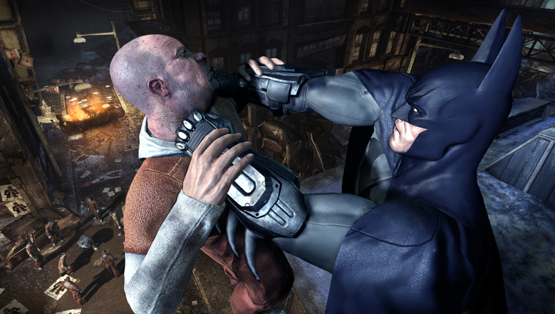 Batman: Arkham City Game of the Year Edition (Mac)