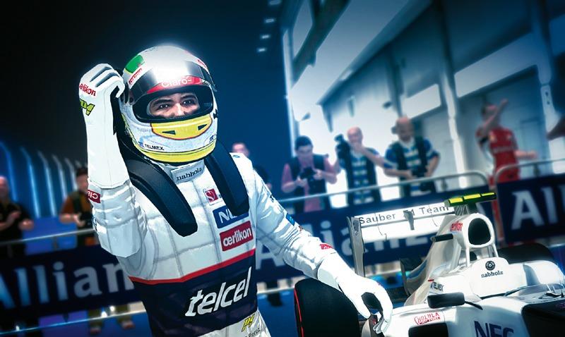 F1 2012™ (Mac)