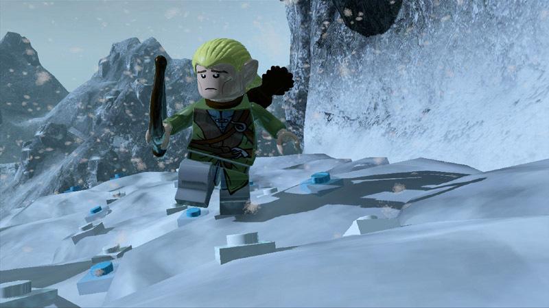 LEGO Le Seigneur des Anneaux (Mac)