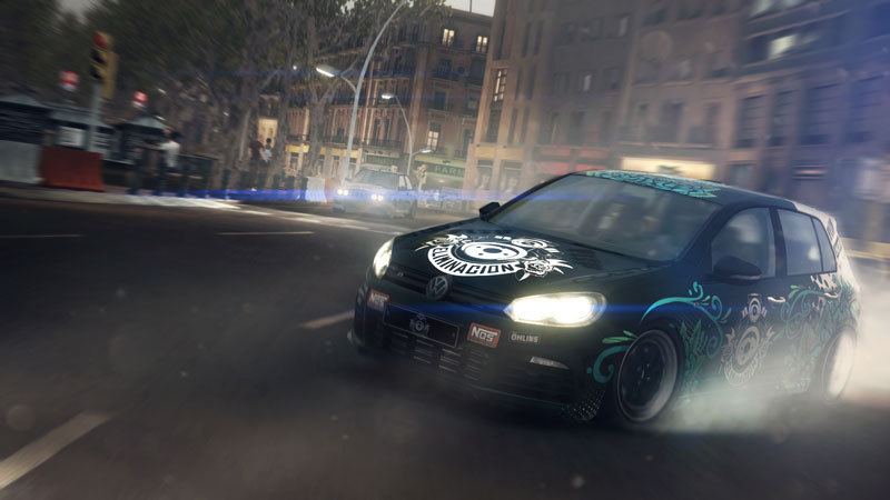 GRID 2 Reloaded Edition (Mac)