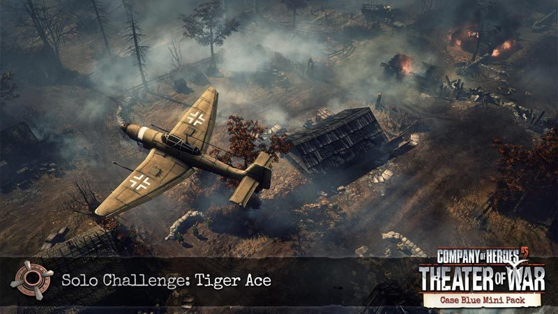 Company of Heroes 2: Case Blue Mission Pack - DLC (Mac)