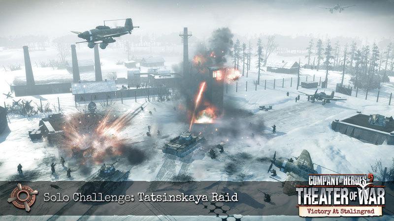 Company of Heroes 2: Victory at Stalingrad - DLC (Mac)