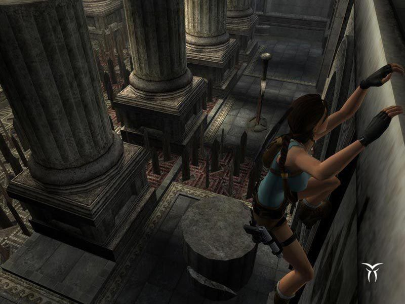 Tomb Raider: Anniversary (Mac)