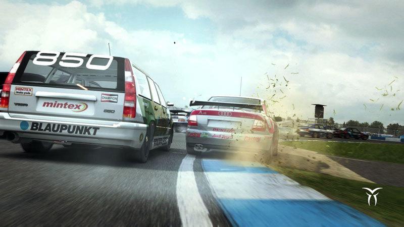 GRID: Autosport - Season Pass (Mac)