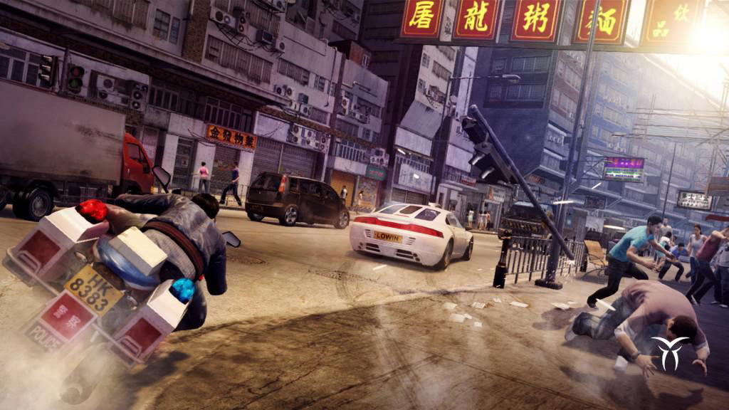 Sleeping Dogs - Definitive Edition (Mac)
