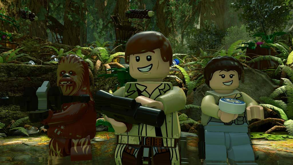 LEGO Star Wars The Force Awakens (Mac)