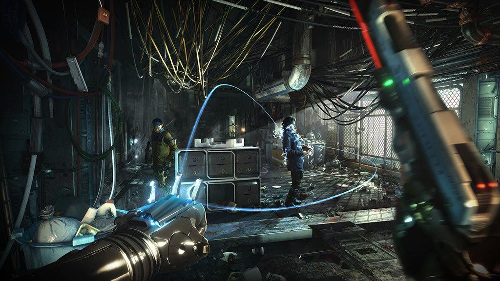 Deus Ex: Mankind Divided™ (Linux)
