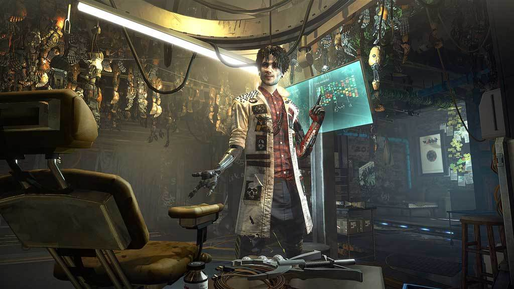 Deus Ex: Mankind Divided - Season Pass (Linux)