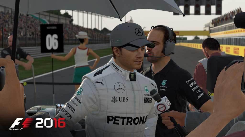 F1 2016 (Mac)