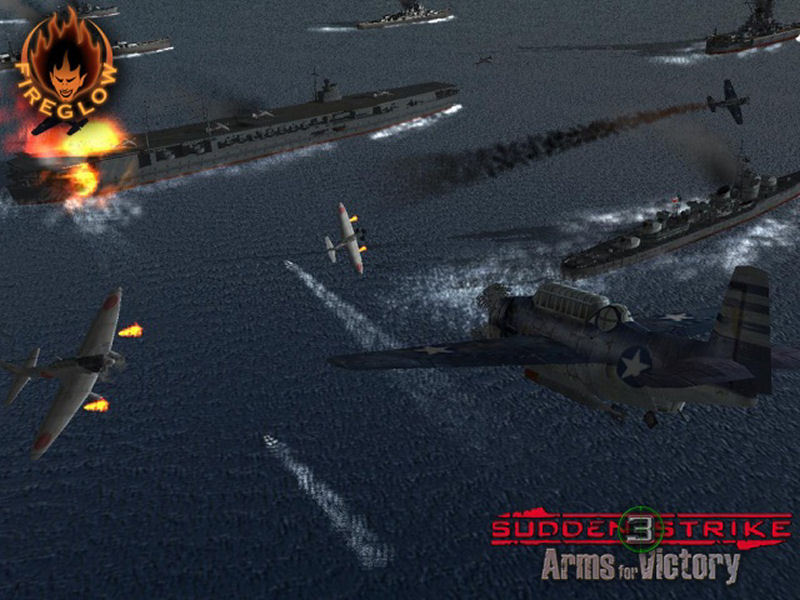 Sudden Strike 3 - Arms for Victory