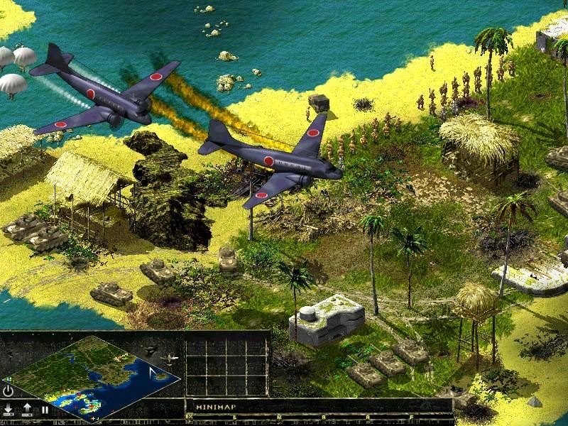 Sudden Strike - Resource War