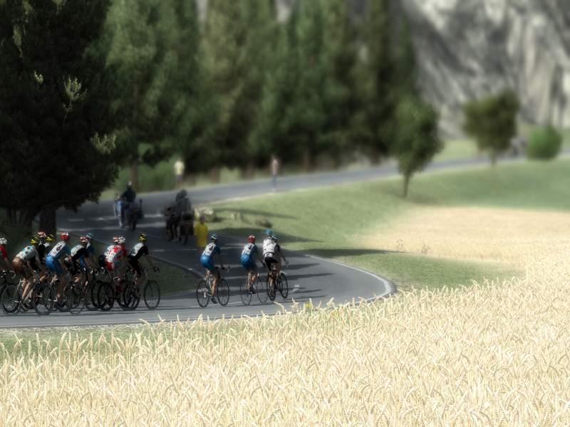 Pro Cycling Manager - Tour de France 2010 - Screenshot 1