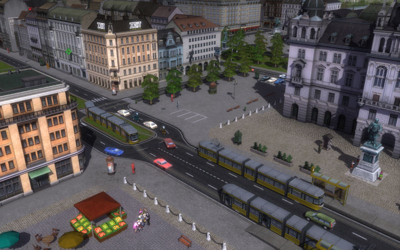 Cities in Motion - Screenshot 1