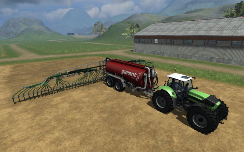 Farming Simulator 2011 - Extension officielle - Screenshot 1