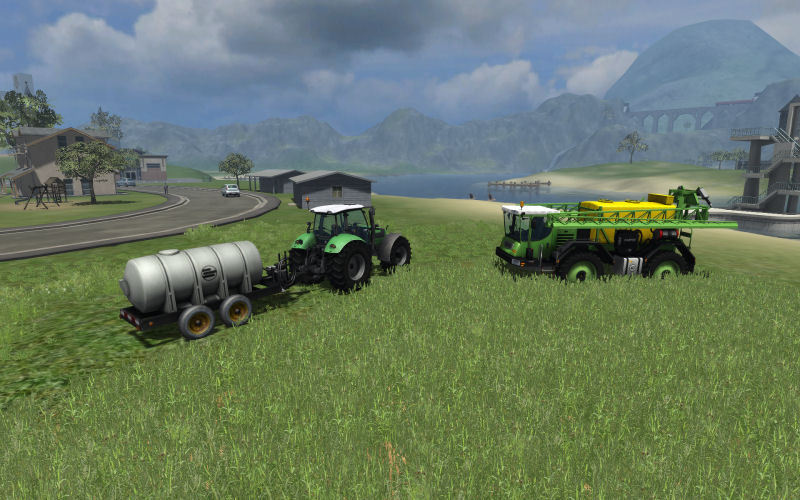 Farming Simulator 2011 - Extension officielle