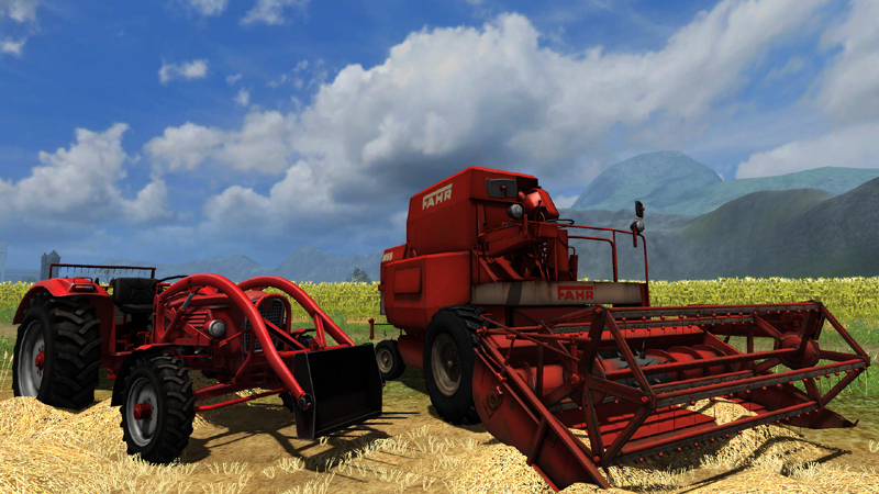 Farming Simulator 2011 - Extension Classics - Screenshot 1