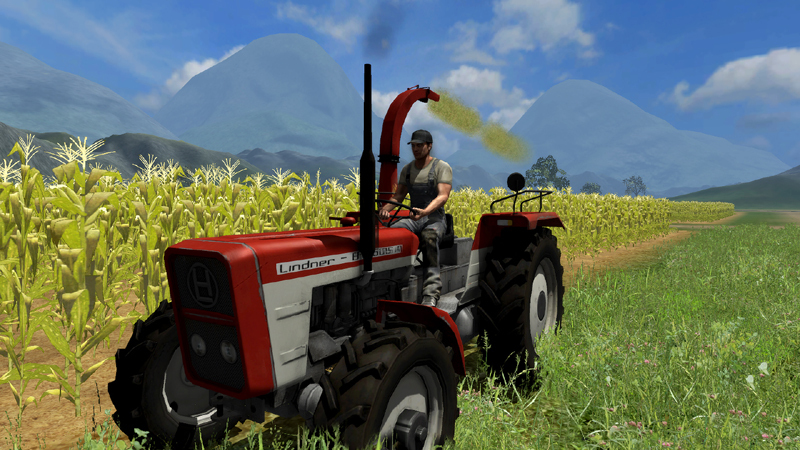 Farming Simulator 2011 - Extension Classics