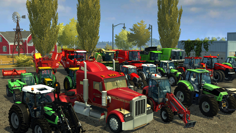 Farming Simulator 2013 - Extension Officielle