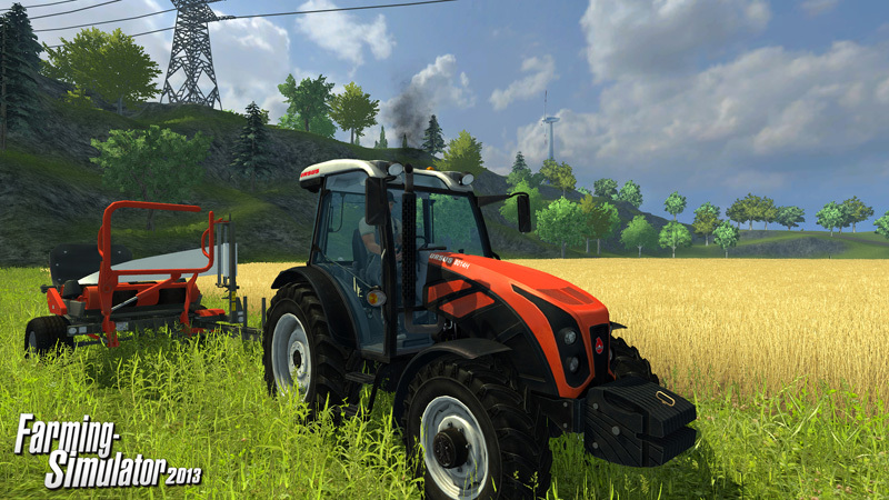 Farming Simulator 2013 - Ursus addon (Mac)