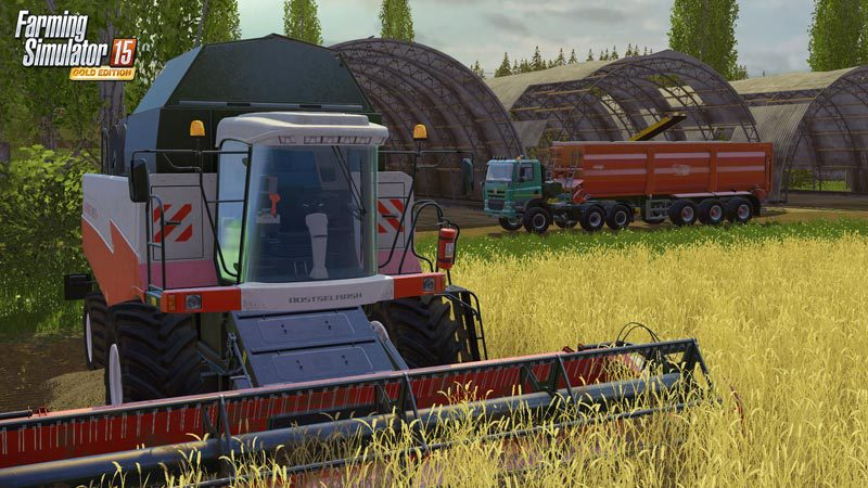 Farming Simulator 15 - Extension Officielle
