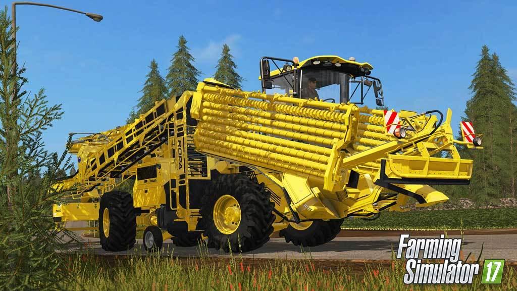 Farming Simulator 17 - ROPA Pack (DLC)