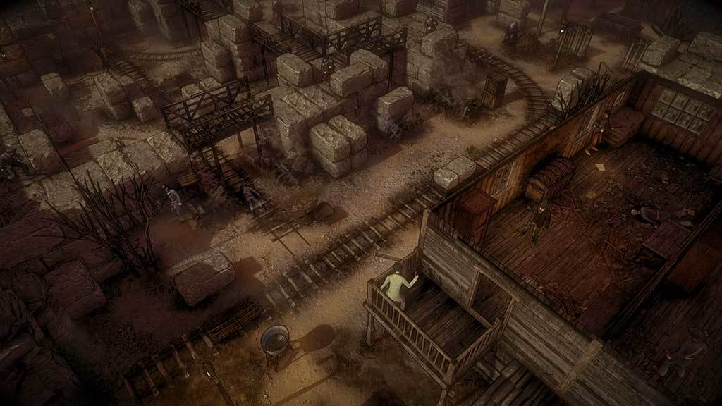 Hard West: Scars of Freedom (DLC)