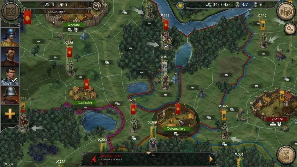 Strategy & Tactics: Dark Ages