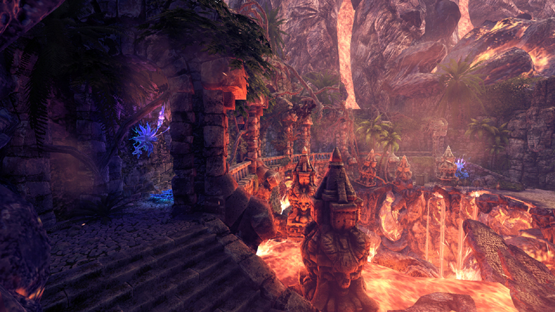 Blades of Time (PC - Mac) - Screenshot 1
