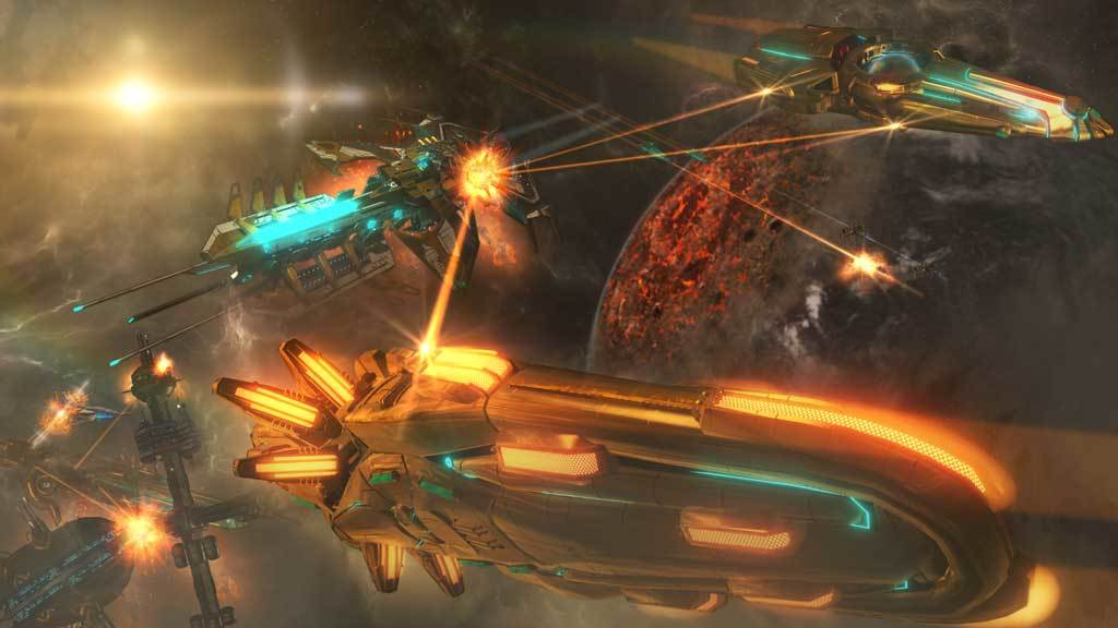 Starpoint Gemini Warlords: Cycle of Warfare (DLC)