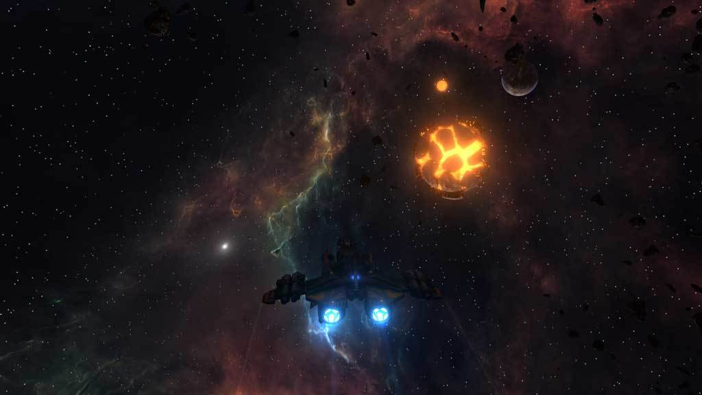 Starpoint Gemini Warlords: Rise of Numibia (DLC)