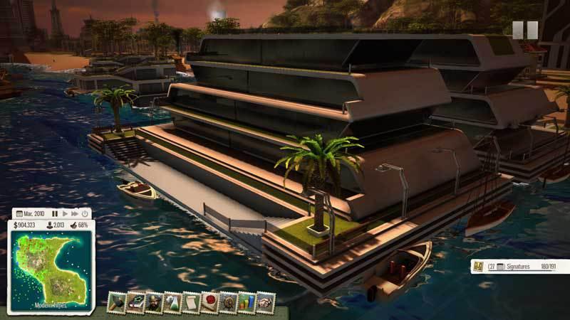 Tropico 5 - Waterborne (DLC)